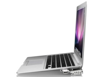 "Thermaltake LUXA2 podstawka M3-AIR Macbook (Air,Pro) 13""-15"" aluminium wentylator"