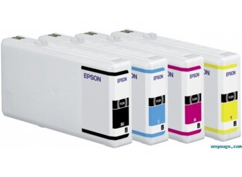 Epson Tusz T7013 MAGENTA XXL do serii WorkForce WP4000/4500 (3.4k)