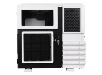 Thermaltake LEVEL10 GT Snow Edition Big Tower USB 3.0 Window (120mm 140mm 3x200mm, LED), biała