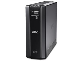 APC BR1200G-FR BACK RS 1200 VA 230V LCD GREEN 720W