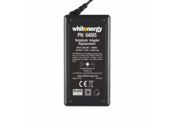 Whitenergy Zasilacz 19.5V | 4.62A 90W wtyk 7.4x5.0mm + pin Dell (04085)