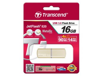 Transcend JETFLASH 820 16GB USB3.0 Luxary Series 90/14 MB/s