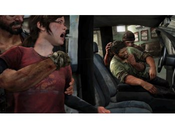 Sony The Last of Us PS4 PL