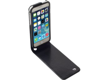Krusell Etui Apple iPhone 6 Kalmar WalletCase czarny