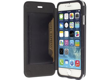 Krusell Etui Apple iPhone 6 FlipCase Kiruna czarny