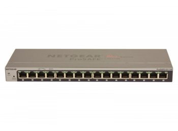 Netgear GS116E   Switch 16xGbE