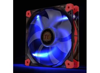 Thermaltake Wentylator - Luna 12 LED Blue (120mm, 1200 RPM) BOX