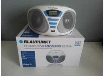 Blaupunkt BB5WH USB CD MP3 radio PLL