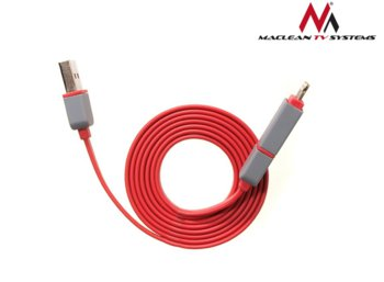 Maclean Kabel USB iphone 100cm microUSB lightn MCTV-667