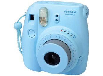 Fujifilm Instax Mini 8 blue