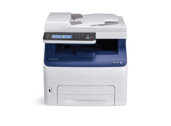 Xerox MFP WorkCentre 6027V_NI kolor A4/18ppm/PS3+PCL/FAX/WiFi/USB/LAN