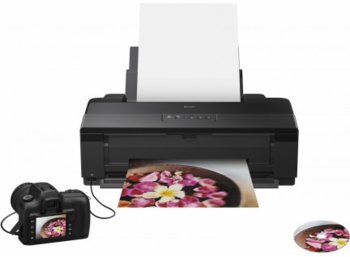 Epson Drukarka foto StylusPhoto 1500W A3+/6color/16ppm/1.5pl/CD-DVDprint/USB/WLAN