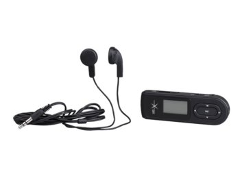 NATEC Odtwarzacz MP3 MP10 4GB Black