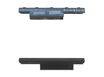 Qoltec Bateria do Acer Aspire 4741 AS10D31, 6600mAh, 10.8-11.1V