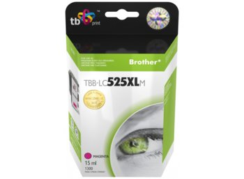 TB Print Tusz do Brother LC529/539 MAGENTA TBB-LC525XLM