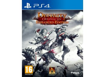 CD Projekt Divinity Orignal Sin Enhanced Edition PS4