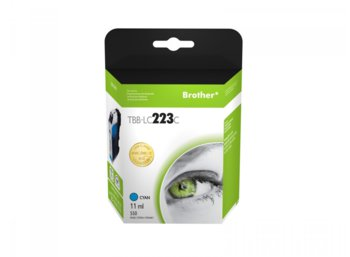 TB Print Tusz do Brother LC223 Cyan TBB-LC223C