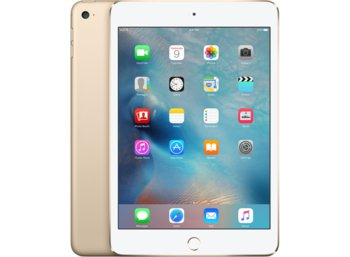 Apple iPad mini 4 16GB W Gold                MK6L2FD/A