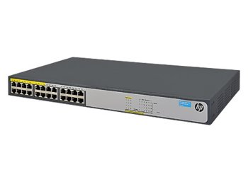 Hewlett Packard Enterprise 1420-24G-PoE+ (124W) Switch JH019A - Lifetime Warranty