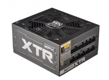 XFX Black Edition XTR 550W Full Modular (80+ Gold, 2xPEG, 135mm, Single Rail)