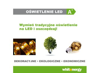 Whitenergy  Zasilacz LED ULTRA SLIM 230V|12W|12V