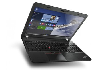 "Lenovo ThinkPad E560 20EVA004PB DOS i3-6100U/4GB/500GB/HD5200/DVD Rambo/6c/15.6"" HD AG,Graphite Black/1 Year Carry In"