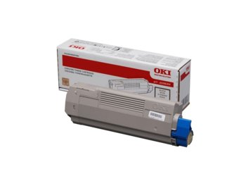 OKI Toner-MC760/70/80 Black 8K 45396304