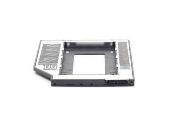 Gembird Adapter HDD ramka 5,25'' na 2,5'' Slim 12mm