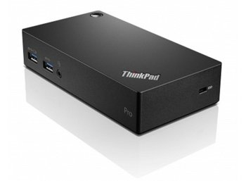 Lenovo ThinkPad USB 3.0 Ultra Dock-EU 40A80045EU