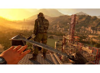 Techland Dying Light: The Following PC