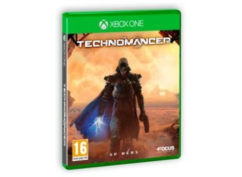 CD Projekt X1 TECHNOMANCER