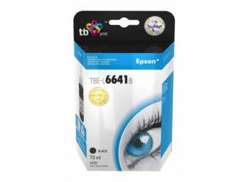 TB Print Tusz do Epson L100/110/200/210/3xx/550 Black TBE-L6641B