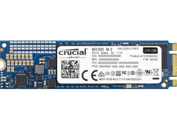 Crucial MX300 275GB M.2 2280 530/500 MB/s