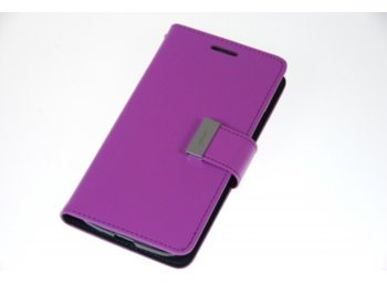 Mercury Etui RICH LG G3 fiolet/granat, notes