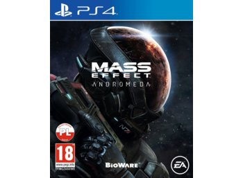 EA Mass Effect ANDROMEDA PS4