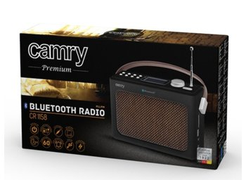 Camry Radio z USB i Bluetooth CR1158