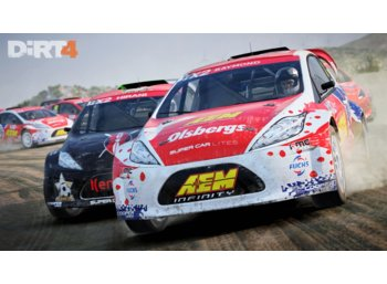 Techland Gra PC Dirt 4