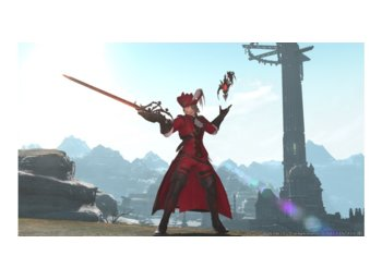Cenega Gra PS4 Final Fantasy XIV StormBlood