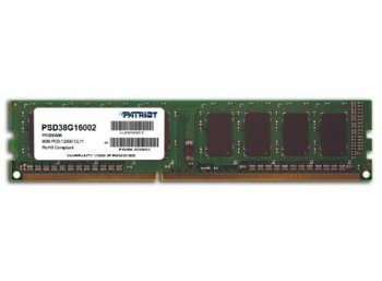 Patriot DDR3 8GB Signature 1600MHz
