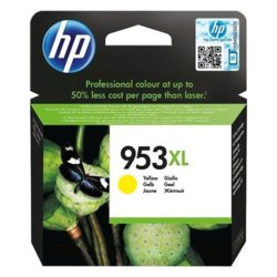 HP Inc. Tusz nr 953XL Yellow F6U18AE
