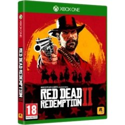 Cenega Gra Xbox One Red Dead Redemption 2