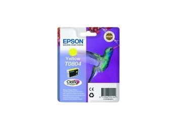 Epson Tusz T0804 YELLOW do PX660/P50/PX710W/700/810FW
