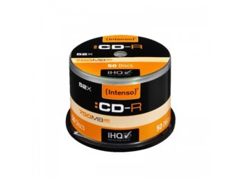 Intenso CDR 700MB (50 Cake)