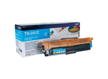 Brother Toner TN241C CYAN 1,4k do HL 3140, HL 3170