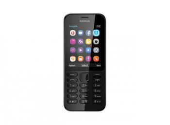 Nokia 222 DS Black