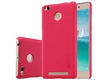 Nillkin Frosted Xiaomi Redmi 3/3 PRO Bright Red