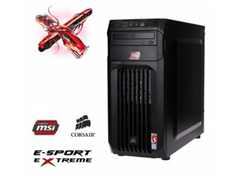 OPTIMUS *E-Sport MH110T-CR16 i3-7100/8GB/1TB/1050 2GB