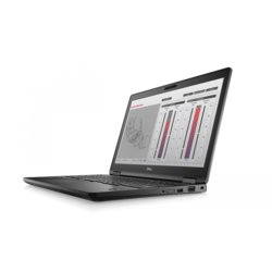 Dell Laptop Precision M3530 Win10Pro i7-8850H/512GB/16GB/P600/15,6 FHD NT/vPRO/TPM/3Y NBD