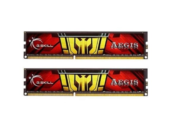 G.SKILL Pamięć do PC Aegis DDR3 2x4GB 1333MHz CL19