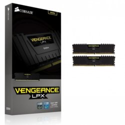 Pamięć RAM DDR4 Corsair Vengeance LPX 16GB/2400(2*8GB) Black